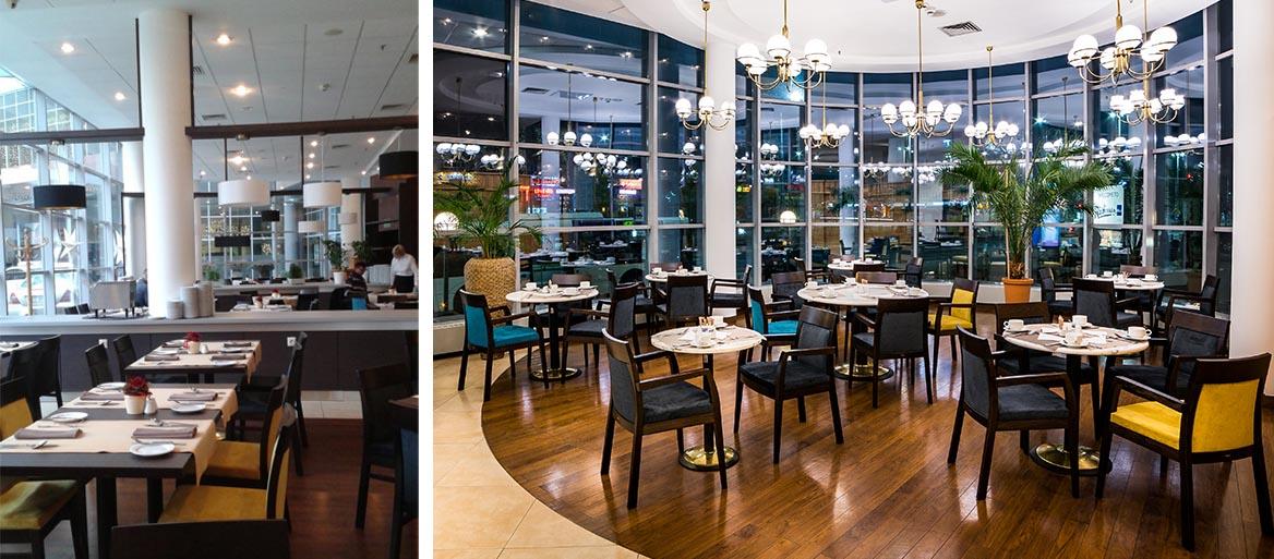 Restauracja Europa w Szczecinie